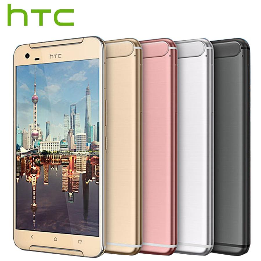 D'origine HTC One X9 X9u 4G LTE Mobile Téléphone 5.5 pouce 3 GB RAM 32 GB ROM MTK Helio X10 Octa Core Android5.0 3000 mAh 13MP Smartphone