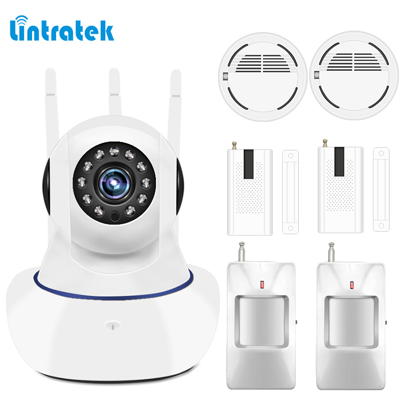 Wifi Alarm Systems Kit Wireless Home Security Surveillance 433mhz Motion Sensor Burglar Alarm Systems Security Infrared Detector fuers 433mhz wireless wifi 3g alarm gsm alarm pstn home security alarm systems kit infrared motion sensor app control home alarm