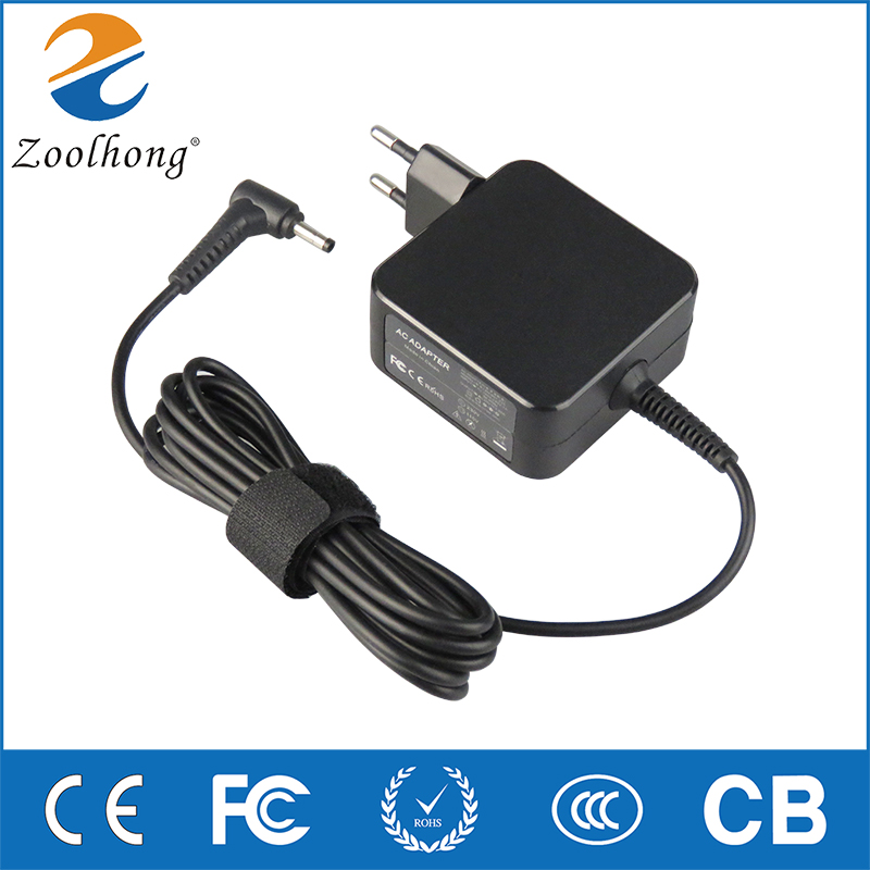 ForLenovo/IBM 20V 2.25A45W Ldeapad 100 100s Yoga310 Yoga510 EU Plug Laptop AC Adapter Portable Charger