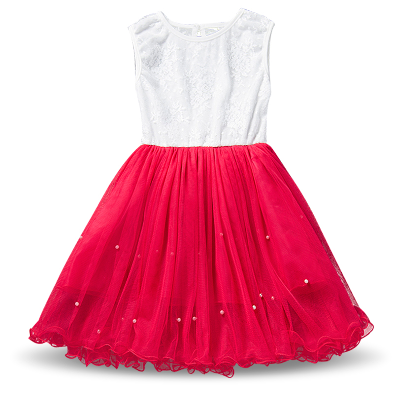 Retail Girl Party Dress Girls Baby Birthday Outfit 2017