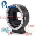 Pixco Electronic Auto Focus Full-Frame AF Confirm Adapter Suit For Canon EF Lens To Sony NEX A7 A7R NEX-5T Camera