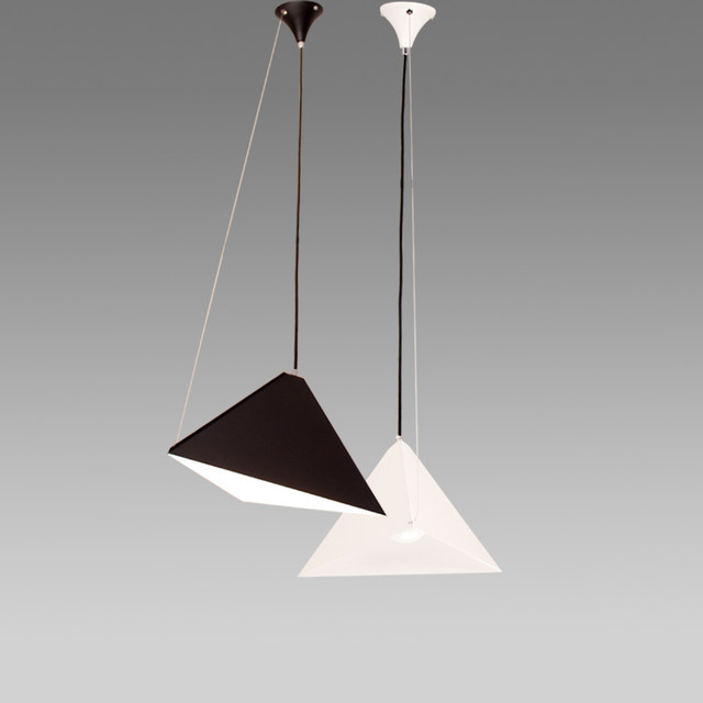 office hanging lights. Modern Pendant Lights Iron Black Lamp For Living Room Office Geometric Hanging Kitchen Fixtures Lighting A