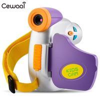 Cewaal Digital Video 5MP 720P HD 1 44 Screen Camera Camcorder Portable Premium Strap Color Display