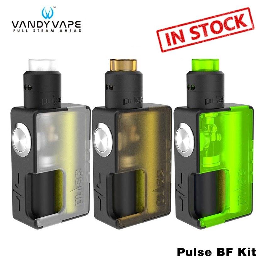 Original Vandy Vape Pulse BF Kit with Pulse BF BOX Mod