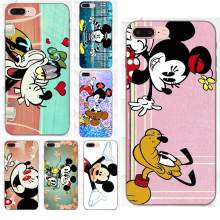 Minnie Mouse Mickey Mouse Vintage Comic For Galaxy C5 C7 J1 J2 J3 J330 J5 J6 J7 J730 2017 Ace Core Duo Max Mini Plus Prime Pro(China)