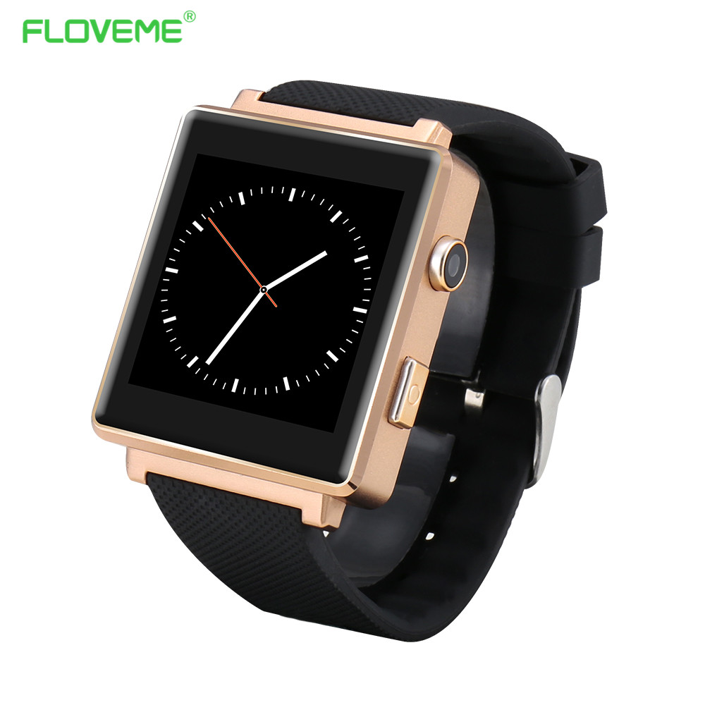 FLOVEME C7 2016 Smart Watch for IOS Android Intelligent Wearable Device Passometer font b Smartwatch b