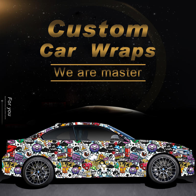 Exterior Accessories Automobiles & Motorcycles Funny Car Stickers New Racing Car Auto Sport Styling Vinyl Auto Body Sticker Decal Pegatinas Para Coche Adesivo Carro