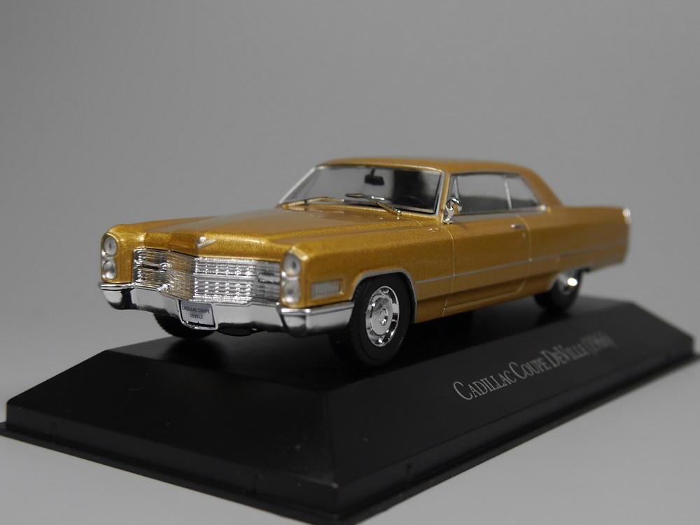 Auto Inn - ixo 1:43 Cadillac Coupe Deville 1966 Diecast model car cheverolet monza ixo chevrolet car 1 43 model