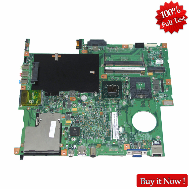 NOKOTION MBTMW01001 Laptop Motherboard for Acer Extensa 5220 5620 GL960 MB.TMW01.001 DDR2 Mainboard Free CPU nokotion sps v000198120 for toshiba satellite a500 a505 motherboard intel gm45 ddr2 6050a2323101 mb a01