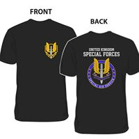 NEW SPECIAL AIR SERVICE SAS UNITED KINGDOM T SHIRT SIZE S 3XL