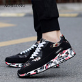 Big Size 35-45 Casual Shoes Unisex Breathable Mesh Air Sport Jogging Shoes Men Superstar Trainers Zapatillas Red Bottom