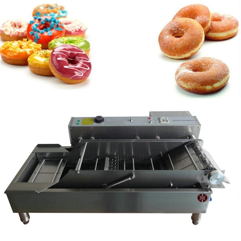 Automatic donut deep fryer machine salter air fryer home high capacity multifunction no smoke chicken wings fries machine intelligent electric fryer