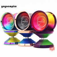 New Arrive YOYOEMPIRE Rain Fly yoyo professional YOYO  Colorful ring  yo-yo yoyo toy
