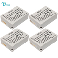 DVISI 4Pcs/lot 1.3Ah NB-10L NB 10L Camera Battery for CANON PowerShot SX40 HS SX40HS SX50 HS SX50HS G1 X G1X G15 G16 SX60 HS G3X