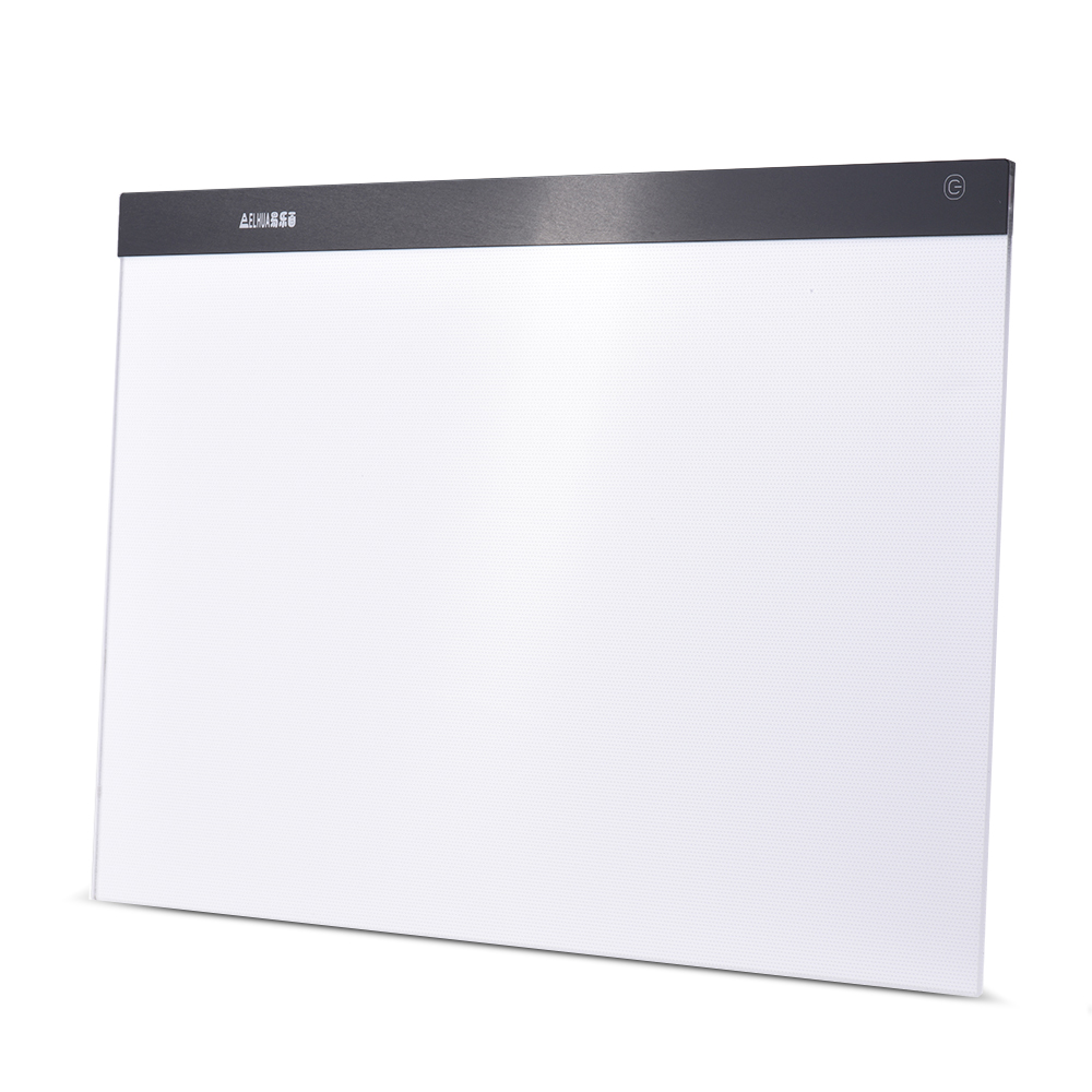 A2 Copyboard Large Ultra-thin LED Light Pad Box Painting Tracing Panel Copyboard Stepless Adjustable Brightness USB Powered