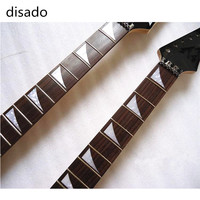 disado 22 Frets Electric Guitar maple Neck guitar strings locking musical instruments Guitar accessories Parts