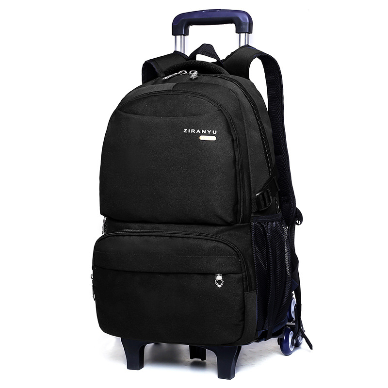 2019 Removable Trolley school Backpack Wheeled Bags Children School Bag Boys Travel Bags Child School Backpacks kids schoolbags2019 Removable Trolley school Backpack Wheeled Bags Children School Bag Boys Travel Bags Child School Backpacks kids schoolbags