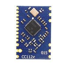 VT CC1120 433 mhz 868 mhz 무선 모듈 cc1120 디지털 트랜시버 spi 고감도 협 대역 rf