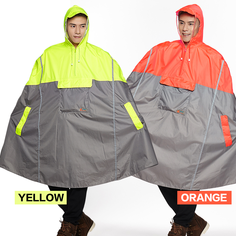 Outdoor Poncho Backpack Fashionable