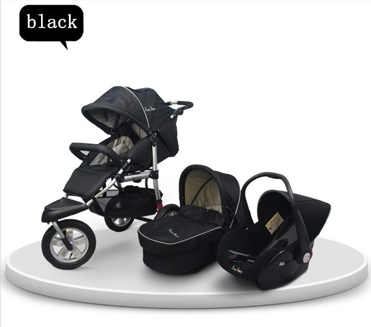 Three Wheel Travel System Strollers Strollers 2017