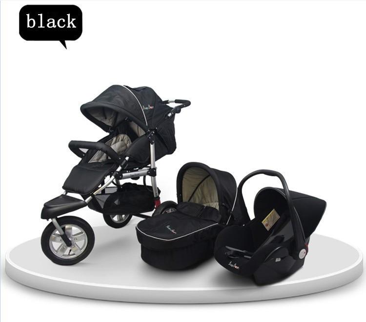 three wheel travel system strollers strollers 2017. Black Bedroom Furniture Sets. Home Design Ideas