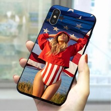 Beyonce I slay Soft TPU Cover for iPhone 6 Plus Pattern Phone Case for iPhone 6 6S 7 plus 8 X Xs Max XR 5 5S SE TPU castle pattern protective tpu pu case w stand for iphone 6 plus 5 5 multicolored