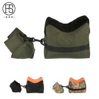 Tactical Sniper Shooting Gun Bag Front Rear Bag Rest Target Stand Rifle Support Sandbag Bench Hunting Rifle Accessories