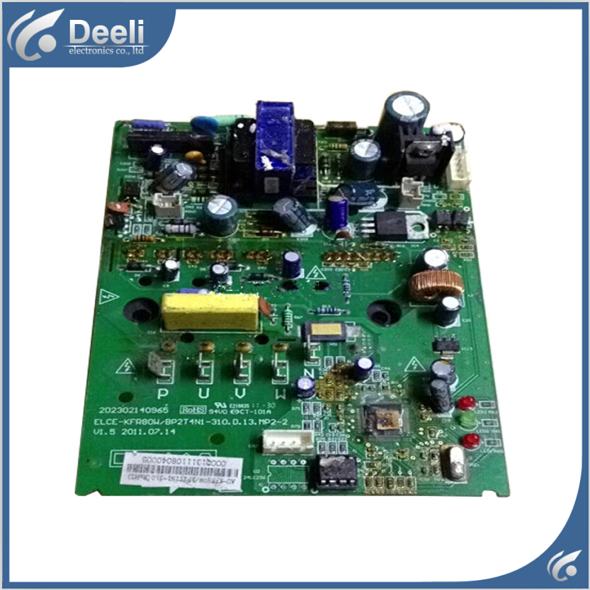 95% new  for air conditioning Computer board motherboard KFR80W-BP2T4N1-310.D.13.MP2-2 board 95% new used original for air conditioning computer board motherboard 2p091557 1 rx56av1c pc board