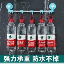 kitchen hook  free punching vacuum suction cups strong viscose bearing pasting hanging wall rack bathroom sticki