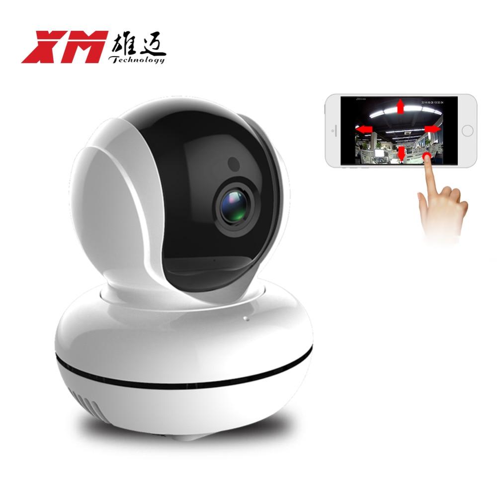 XM 1080P HD Night Vision CCTV Home Security Camera Wifi Wireless Cam Video Webcam Motion Detection CCTV P2P IR-Cut IP Camera