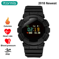 Itormis inteligente aptidão banda Esporte pulseira Relógio Pulseira SmartBand freqüência cardíaca rastreador Pedômetro À Prova D' Água PK miband mi banda 2
