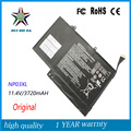 11.3V 4200Mah New  Original   Laptop Battery for HP NP03XL TPN-Q146 Q147 Q148 Q149 760944-421