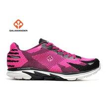 SALAMANDER Women's Outdoor Running Shoes Sneakers For Women Sport Jogging Trail Running Shoes Female Sneaker Woman