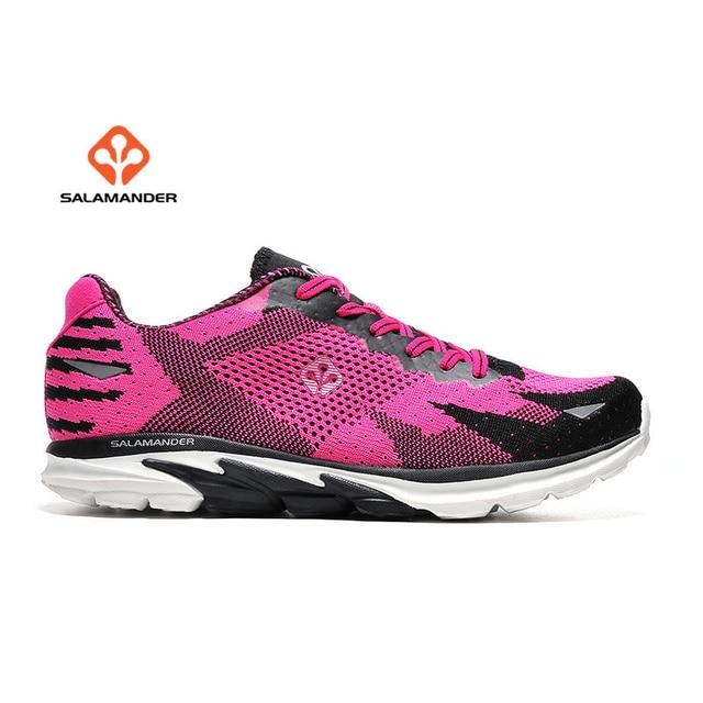 US $93.9 |SALAMANDER delle Donne Outdoor Scarpe Da Corsa Scarpe Da Ginnastica Per Le Donne Sport Scarpa Da Tennis Da Jogging Scarpe Da Trail Running