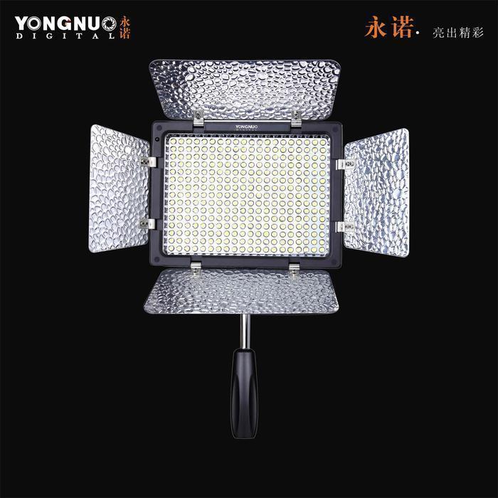 YONGNUO YN-300 II YN300II YN300 II LED Camera/Video Light for Canon Nikon Olympus Pentax Samsung