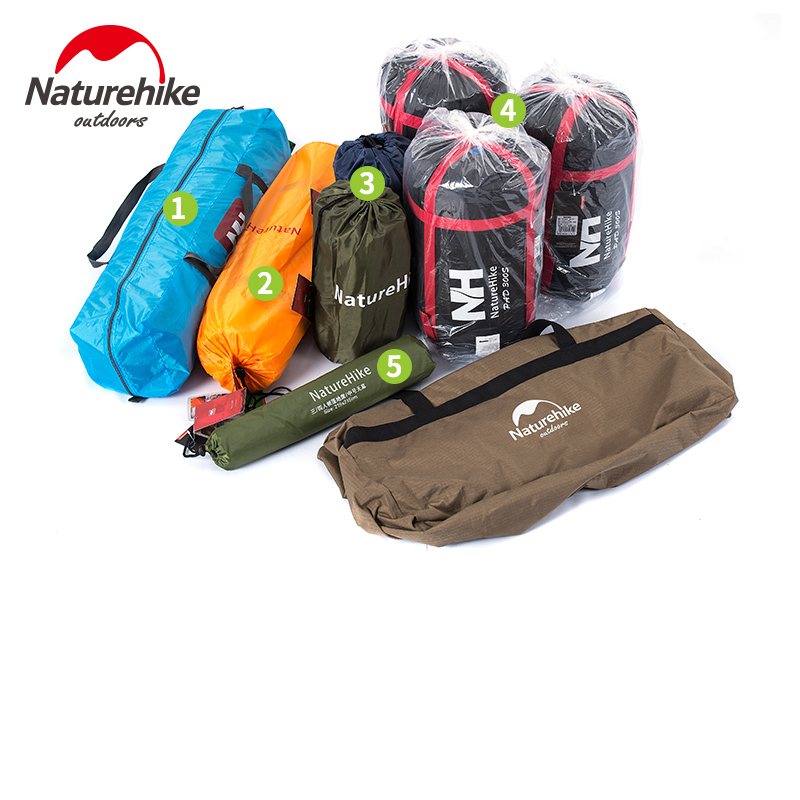 2880613f3ca4 US $9.7 40% OFF|Naturehike 100L large capacity swimming bags Waterproof  travel hiking Gym Totes outdoor Storage Wash Bags pack handle bag-in  Swimming ...