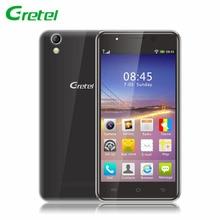 Гретель G1 5.0 inch 12 8 0x720 HD 3 г смартфон Android 5.1 Quad Core 1. 8 ГГц 1 г + 8G мобильный телефон dual Камера Dual SIM карты мобильного телефона