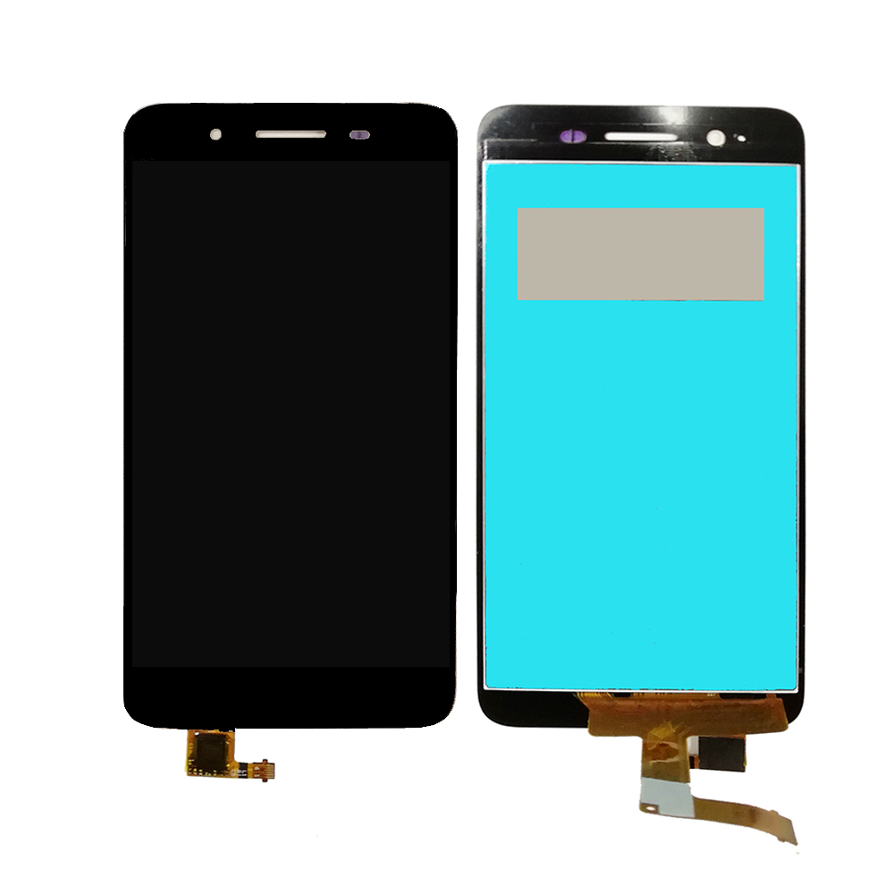 "Image 2 - 5.0"" LCD With Frame For Huawei enjoy 5S GR3 TAG L21 TAG L22 L23 L01 L03 L13 LCD Display Screen Touch Sensor Digitizer AssemblyMobile Phone LCD Screens   -"