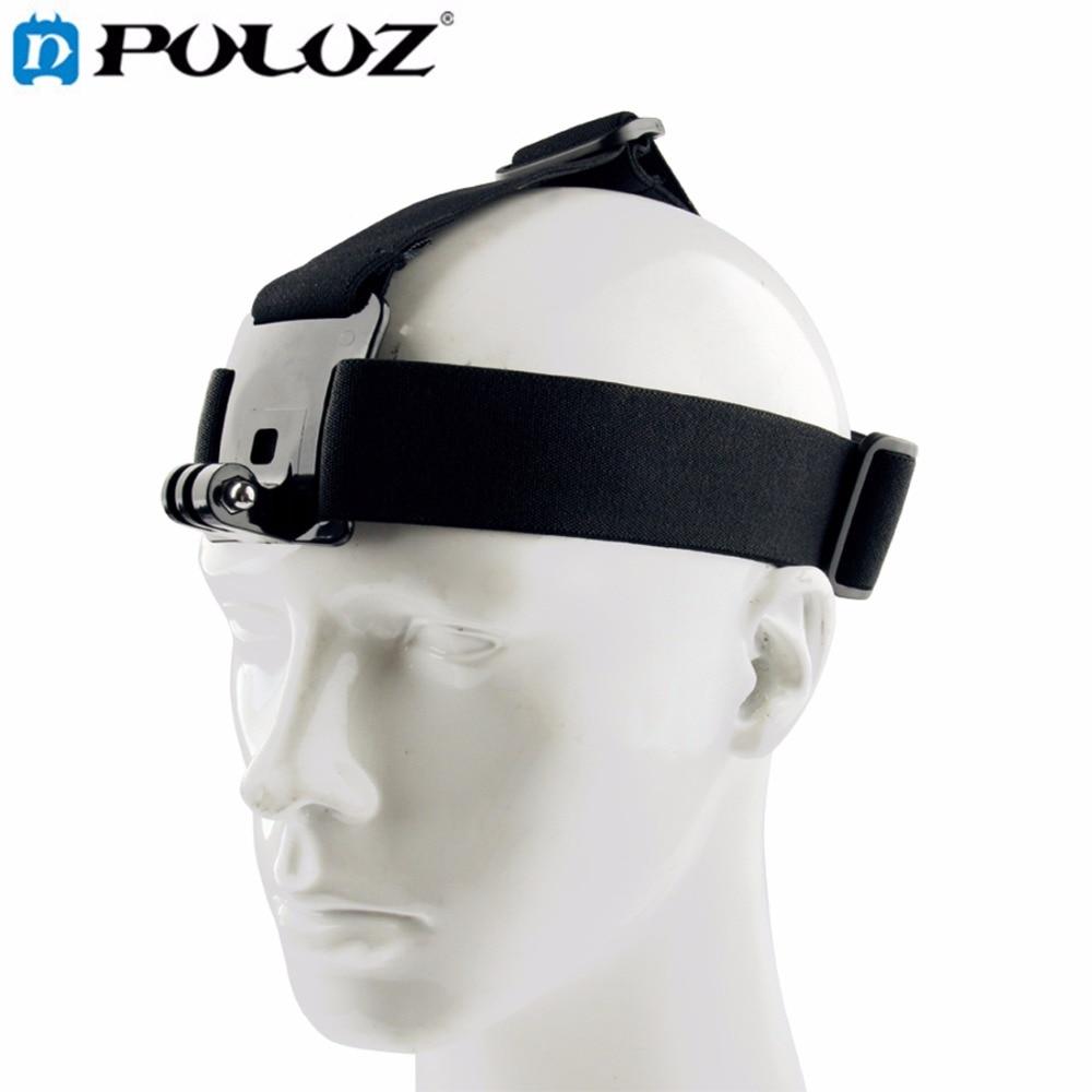 For Go Pro Accessories Mount Strap Head Belt for GoPro HERO5 HERO4 Session HERO 5 4