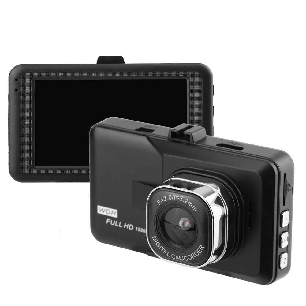 3 Polegada 1080 P Full HD 170 Graus de Ângulo de Visão Noturna De Gravação Cíclica LCD Car Truck Veículo Traço Video Camera gravador de DVR carro