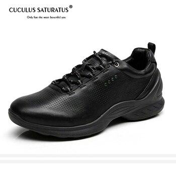 Męskie buty na co dzień Slip On British Style oryginalne skórzane buty męskie wysokiej jakości buty outdoorowe Zapatos Chaussure Hombre 837514