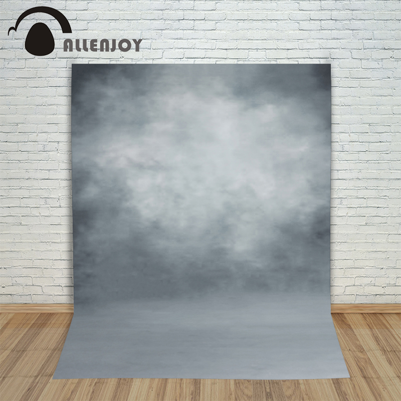 Allenjoy photo backdrops Gray pastel professional pure color baby Photophone for a photo shoot photography background allenjoy photography backdrops pink curtains stripes birthday background customize photo booth for a photo shoot vinyl backdrops