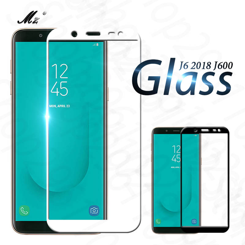 Tempered Glass For Samsung Galaxy J6 Screen Protector For Samsung J6 2018 J600F J600 SM-J600F Glass Full Cover Protective FilmTempered Glass For Samsung Galaxy J6 Screen Protector For Samsung J6 2018 J600F J600 SM-J600F Glass Full Cover Protective Film