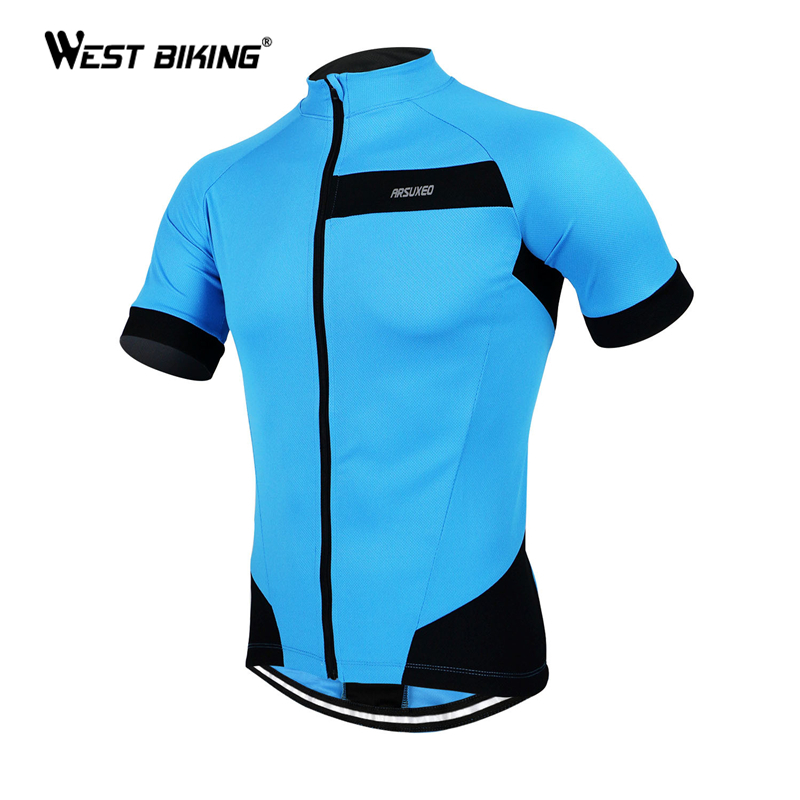 купить Mountain Cycling Jersey Short Sleeve Top Bike Clothing T-Shirt Men Sportswear Ropa Ciclismo Running Bicycle Bike Cycling Jersey