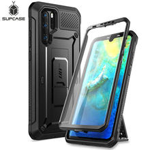 Per Huawei P30 Pro Case (2019 Release) SUPCASE UB Pro Heavy Duty Full-Body Custodia Robusta con Built-In Protezione Dello Schermo + Cavalletto(China)