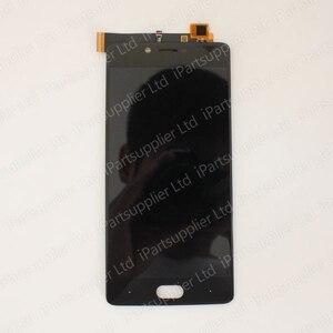 Image 2 - Doogee تبادل لاطلاق النار 1 شاشة الكريستال السائل شاشة تعمل باللمس 100% الأصلي LCD محول الأرقام زجاج لوحة استبدال ل Doogee تبادل لاطلاق النار 1 أداة لاصق