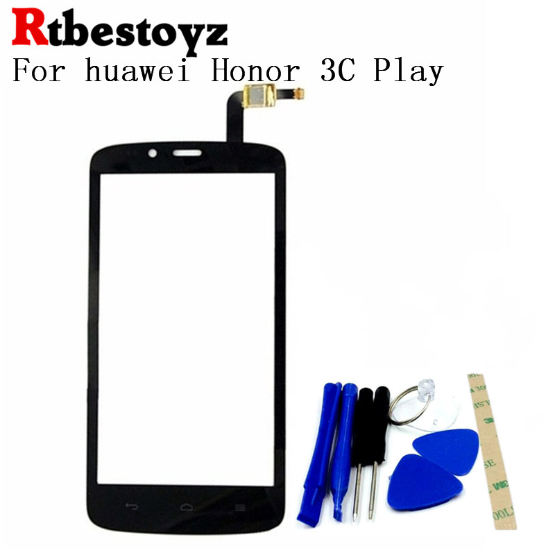 RTBESTOYZ 5.0 Touch Panel For huawei Honor Holly 3G Honor 3C Play Hol-U19 Hol-T00 HOL-U10 HOL U19 Touch Screen Digitizer