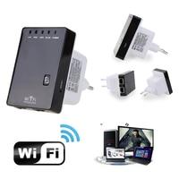 Nieuwe Wireless-N Wifi Router 802.11n/b/g Netwerk Wi-fi Repeater 300 Mbps Range Expander Signaal Extender Booster WIFI Ap WPS Adapte
