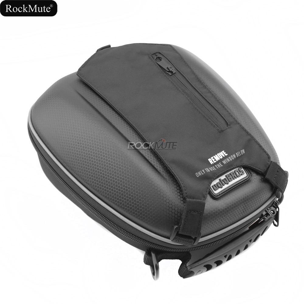Sac de réservoir de stockage de bagages de moto pour Suzuki SV650/SV1000 DL1000/DL650 v-strom/XT/ADV SFV650 GLADIUS multi-fonction étanche