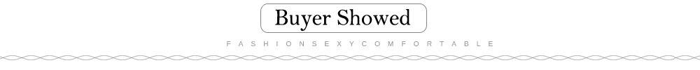 Buyer Showed-